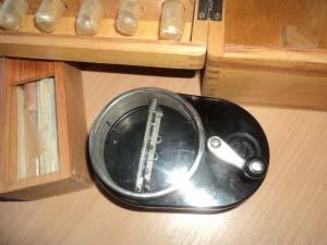 Микроцентрифуга по Шкляру