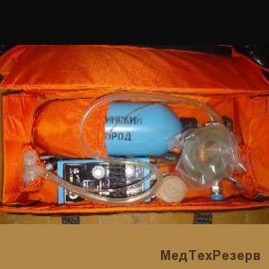 Аппарат дыхательный реанимационный ДАР-05