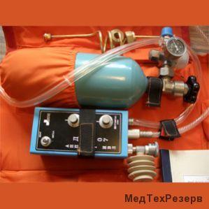 Аппарат ИВЛ ДАР-07