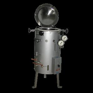 Стерилизатор паровой (автоклав) ВКУ-50