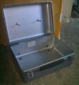 Ящик алюминевый для хранения инструмента